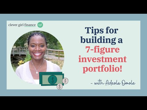 How Adeola Became a Millionaire! Tips For a 7-Figure Investment Portfolio | Clever Girl Finance