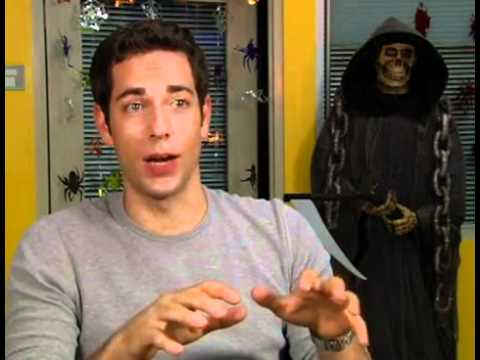 Zachary levi Chuck 4x06 Interview