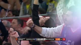 / Anadolu Efes - CSKA Moskova / Krunoslav Simon