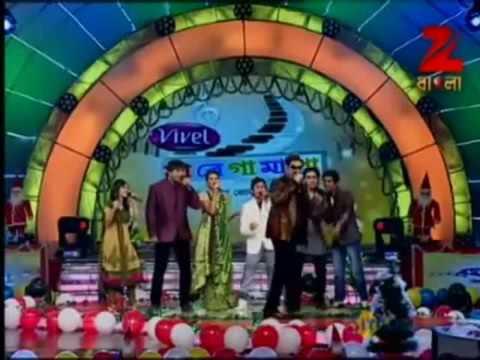 Aayee Ay Aapka Intezaar Tha   Kumar Sanu & Sadhana Sargam Live Stage Performance   YouTube