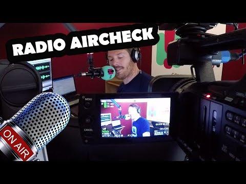 Alo Baker, Aircheck (2018) Radio Video Aircheck