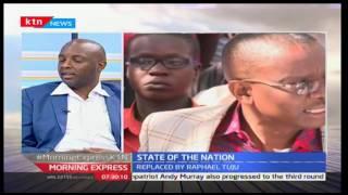 Morning Express: State of the Nation with Irungu Kangata and Javas Bigambo 19/1/2017