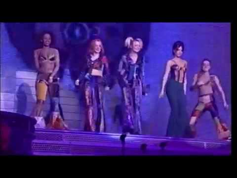 Spice Girls - Never Give Up On The Good Times Live In Paris