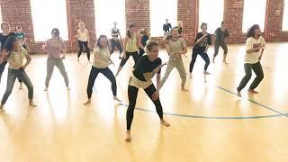 Мастер-класс Афро-Джаз / Russian Dance School / Валерия Сизонова