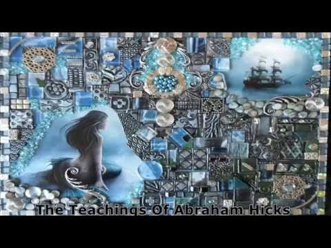 Abraham Hicks~ Creating Motion forward Imagery.