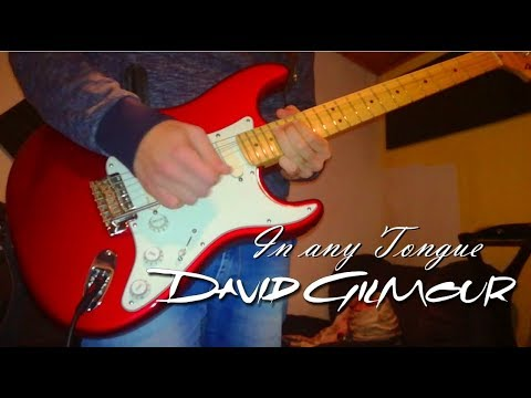 In any tongue - David Gilmour - Solo...