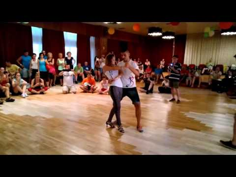 BSF   Sensual Bachata Intermediate Workshop   Alex & Laura Ballroom Salsa Dance Co