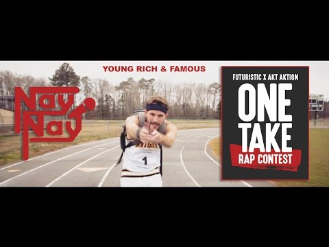 Nay Nay - Young Rich & Famous [One Take Music Video]