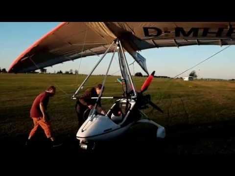 Trike-Flug über Bonn