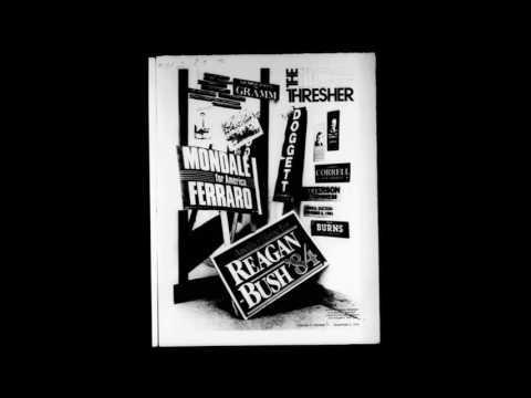 1984 Presidential Editorials
