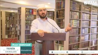 Tefsir - 94 -Fetih Sûresi (1-9) -İhsan Şenocak Hoca