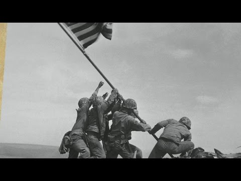Flags of our Fathers' author says dad was not in iconic photo