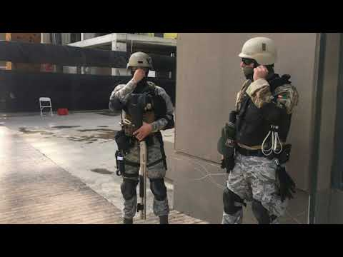 Puerto Rico's Streets Crawl With Heavily-Armed, Masked Mercenaries Bearing No ID