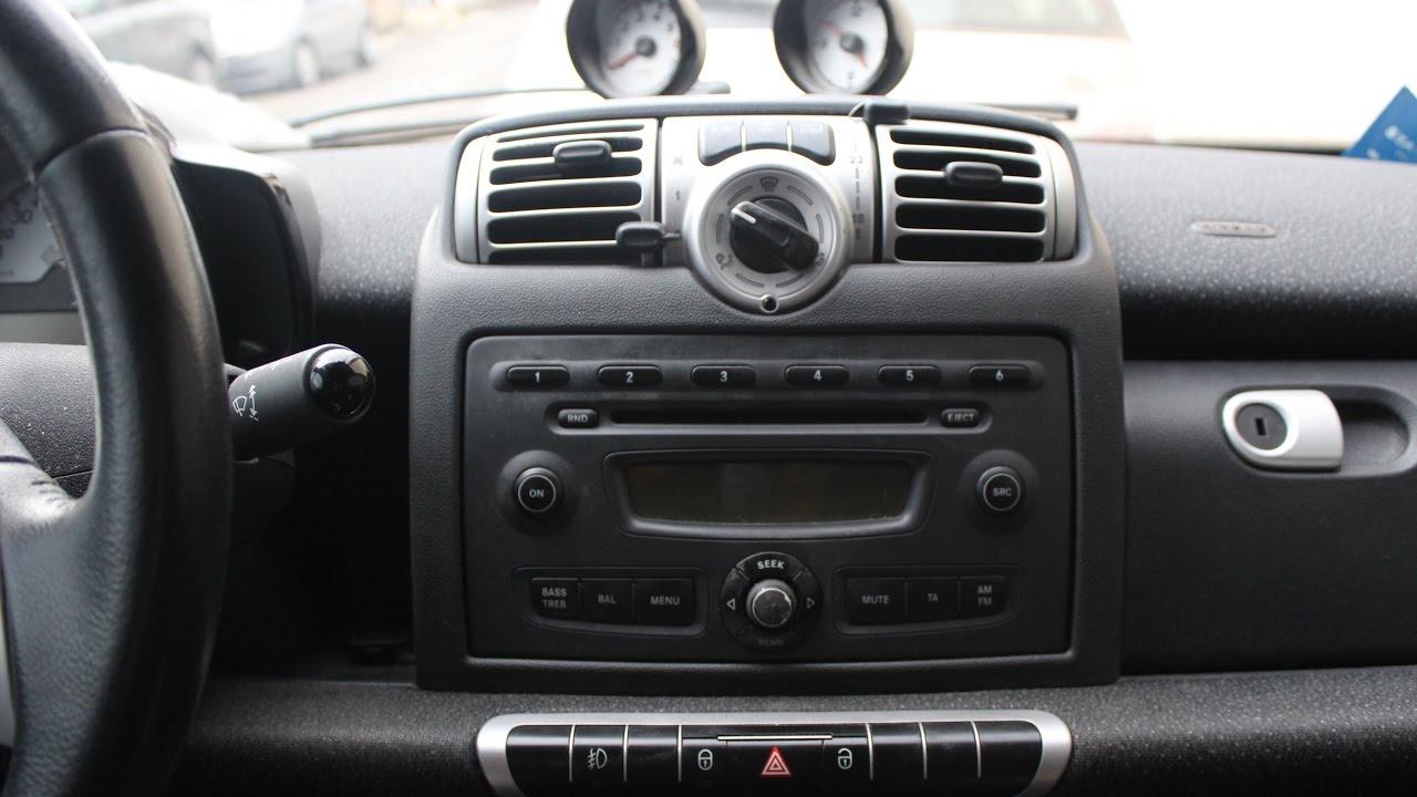 car wire diagram smontare stereo smart in 1 minuto    youtube  smontare stereo smart in 1 minuto    youtube