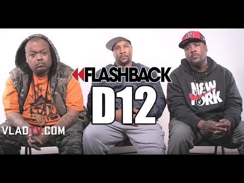 Flashback: D12 on People Thinking Eminem Was Black After First Listening to Him