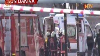 10 قتلى في تفجير كبير هز وسط اسطنبول