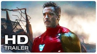 AVENGERS 4 ENDGAME Final Trailer (NEW 2019) Marvel Superhero Movie HD