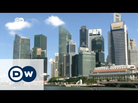 Singapore marks 50 years of independence | DW Business