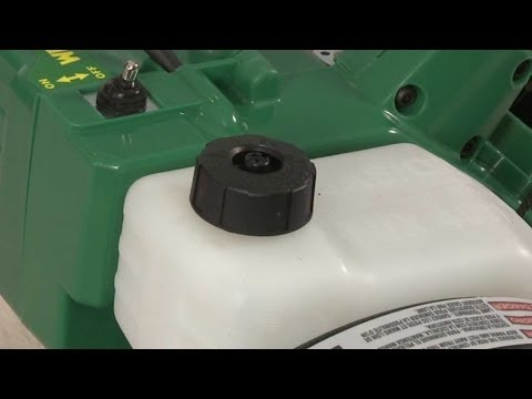 Gas Cap - Weed Eater Edger