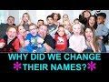 NAME CHANGE? | ADOPTION! | FOSTER CARE!