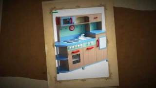 Guidecraft All In One Play Kitchen