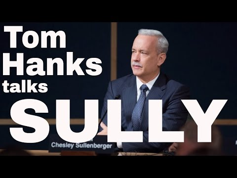 Tom Hanks interviewed by Simon Mayo