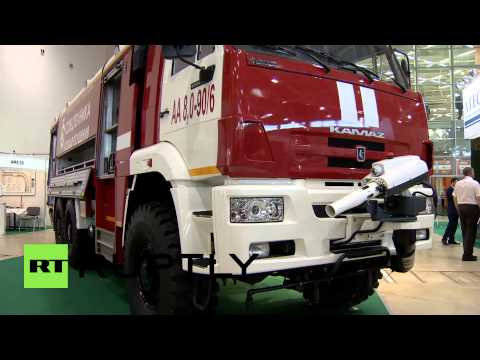 Russia: 2014 Integrated Safety and Security Exhibition opens in Moscow