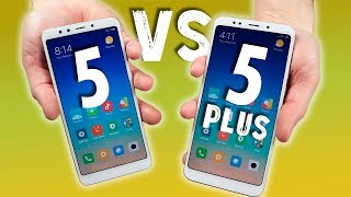 Xiaomi Redmi 5 Plus VS Xiaomi Redmi 5 VOTA TU PREFERIDO