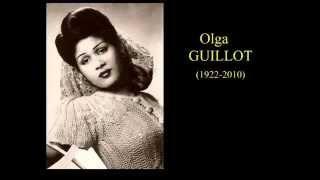 VIVIR de los RECUERDOS (canta Olga Guillot)