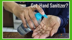 How to Make Hand Sanitizer According to CDC Guidelines