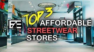 Best Cheap Streetwear Brands