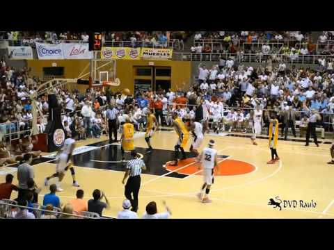 Mr. Clutch - Mike Harris 18 points in a row