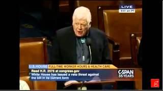 U S  Representative Jim McDermott Warn America About the Cock Brothers