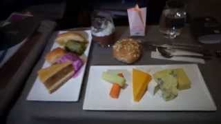Turkish Airlines JNB-IST Business Class Airbus A330 Johannesburg to Istanbul TK41