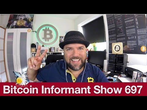 #697 Krypto Regulierung Geldwäschegesetz, Ex Goldman Sachs Manager Bitcoin & Craig Wright Gerichtse