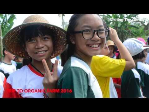 Trip To Organic Farm 2016