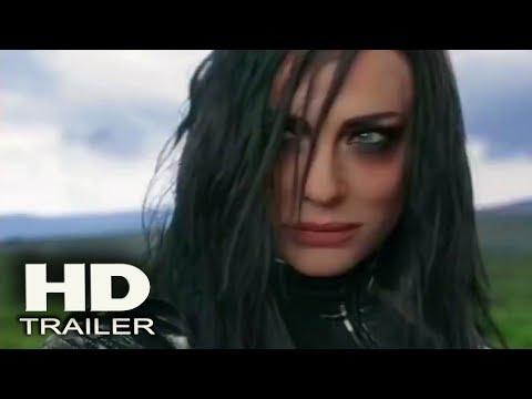 "THOR 3: RAGNAROK - ""Halloween Prank"" Trailer 2017 (Chris Hemsworth, Tom Hiddleston) Superhero Movie"