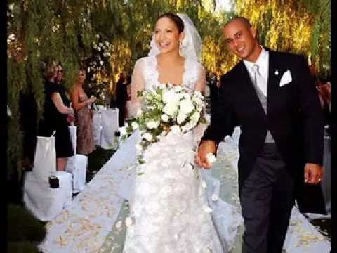 2014 Celebrity wedding dresses gallery - YouTube
