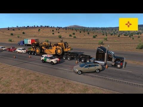 New México   Nuevo estado en American Truck Simulator