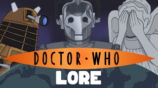 LORE -  Doctor Who Lore in a Minute!