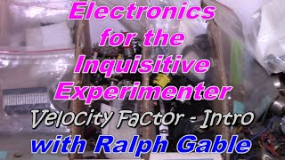 Velocity Factor: Introduction (00e1)