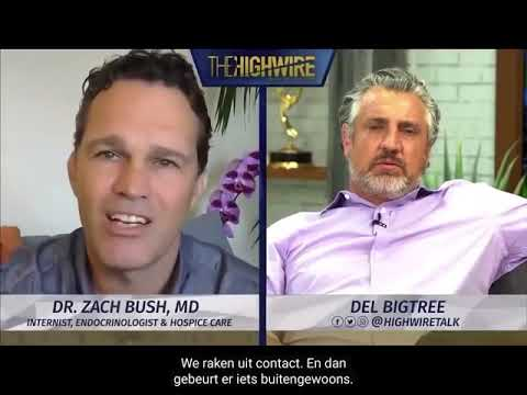 Zach Bush Md Highwire With Del Bigtree Youtube
