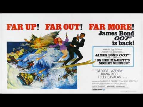 James Bond: On Her Majesty's Secret Service Review (1969)