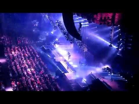 Trans Siberian Orchestra  -TSO  -Tampa, FL -12-13-2014 -3 PM - 20 - Appalachian Snowfall -Multi Cam