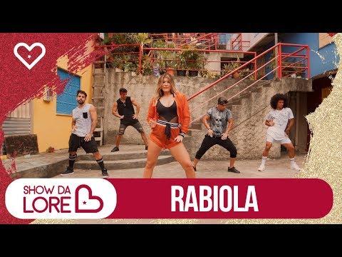 Rabiola - Mc Kevinho - Lore Improta  Coreografia