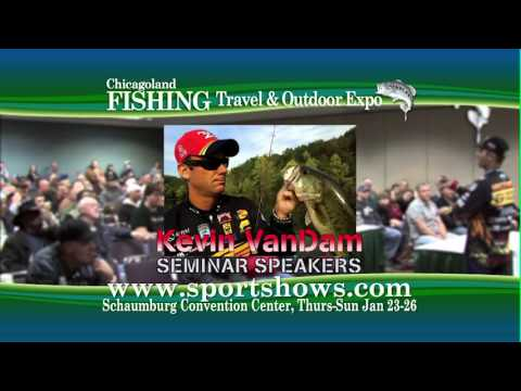 2014 Chicagoland Fishing, Travel & Outdoor Expo - Jan. 23-26 - Schaumburg, IL