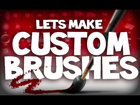 Let's Make Custom Brushes (in Photoshop)