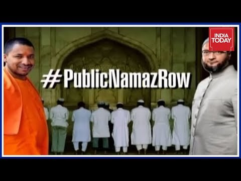 Huge Controversy Over UP Police's No Namaz Order In Noida | 5ive Live