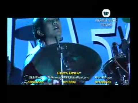 Angkasa - Cinta Berat (live)