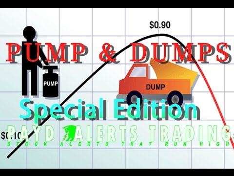 How To Trade Pump & Dumps Special Edition